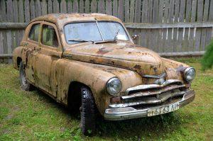 СССР автомобиль